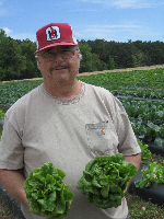 Hal, Collard Patch owner